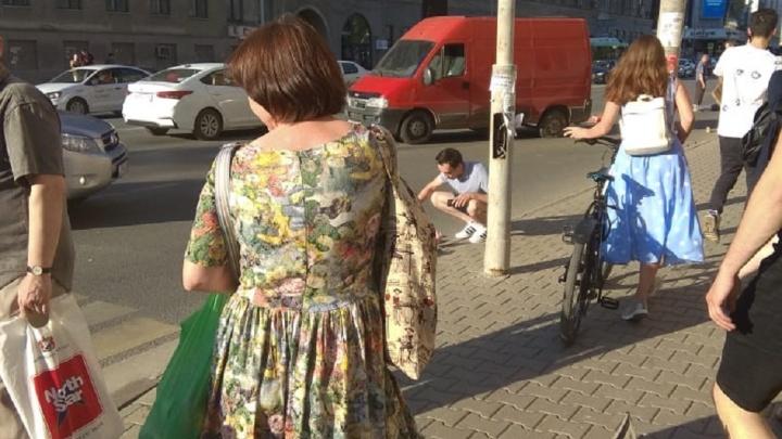 Очевидец аварии на Малышева — Мамина-Сибиряка: «Услышала очень сильный удар, мы все подскочили»