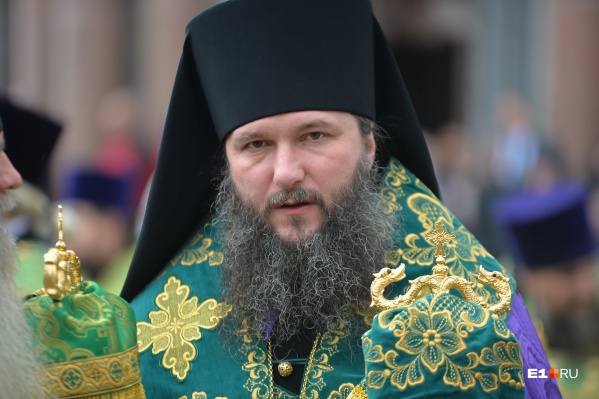 Евгений Кульберг проведет первое богослужение в должности главы Екатеринбургской митрополии