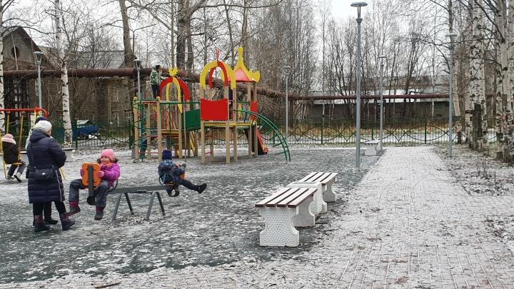 В Архангельске ищут вандалов, которые обесточили Детский парк на Сульфате