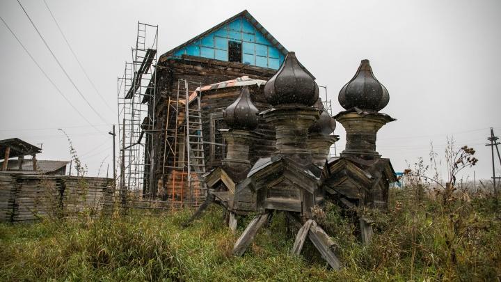 Суриков, строительство железной дороги и большевики: рассказываем о судьбе старинных церквей края