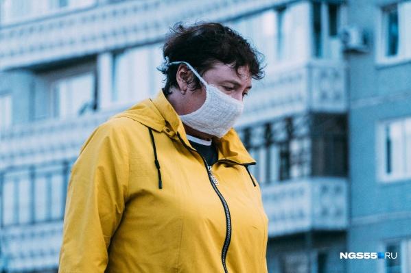С начала эпидемии и по сегодняшний день в Омской области коронавирусом заразились уже 9724 человека