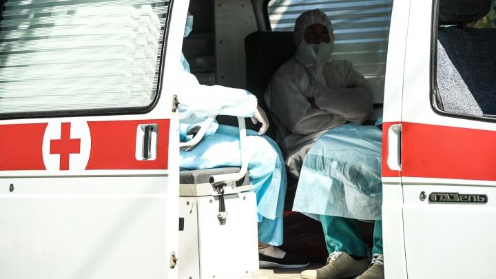 В суточной статистике Челябинской области снова умершая от ковидной пневмонии