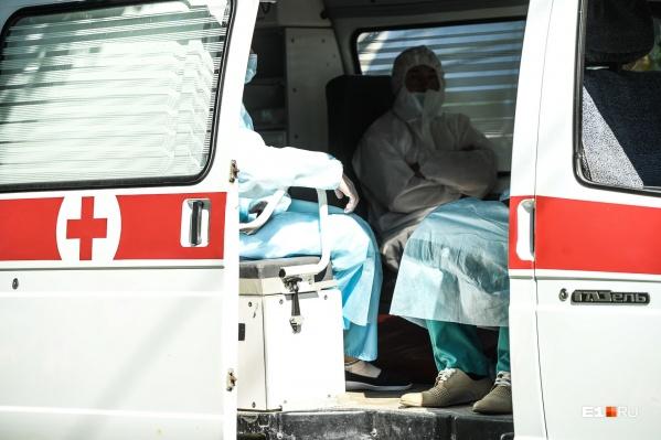 По словам автора, врачи пошли на уступки и госпитализировали без положительного результата на коронавирус