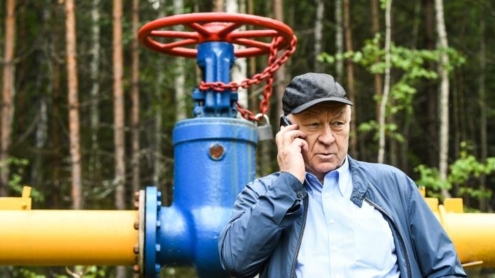 Мужчина, который оставил Таватуй без газа, согласился открыть вентиль