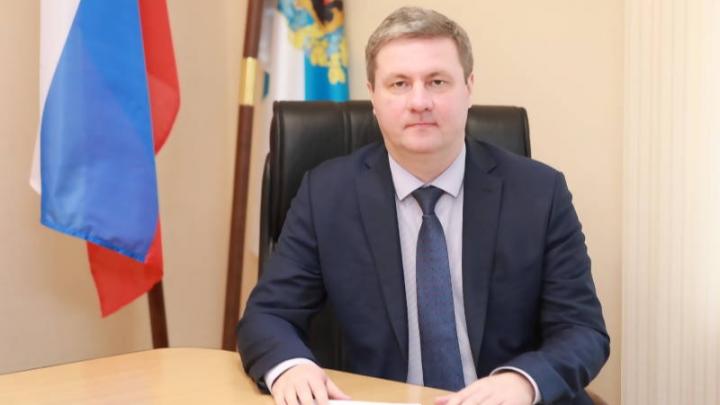 Экс-начальник с «Севералмаза» назначен исполняющим обязанности замглавы Архангельска