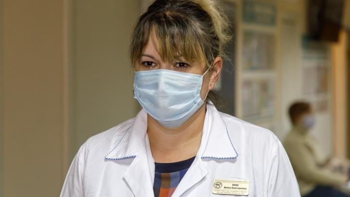 «Результат будет готов всего через 8 минут»: в Волгограде запустили экспресс-тестирование на коронавирус