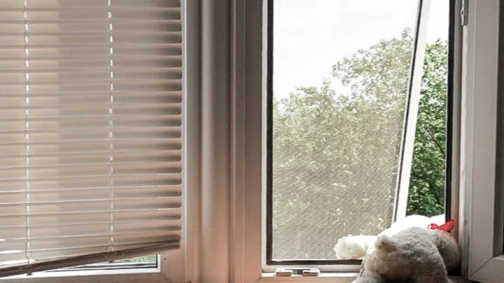 В Новочеркасске пятилетняя девочка выпала из окна
