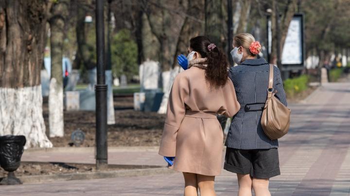 Названы города Ростовской области, в которых нашли новые случаи коронавируса