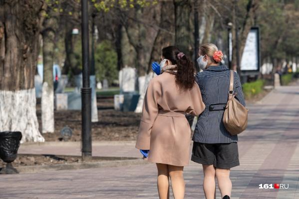Рекордсменом по количеству новых заболевших пока остается Ростов