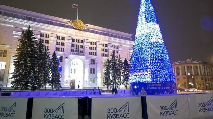 Мэр Кемерово позвал горожан отмечать Новый год на площади Советов. Публикуем программу праздника