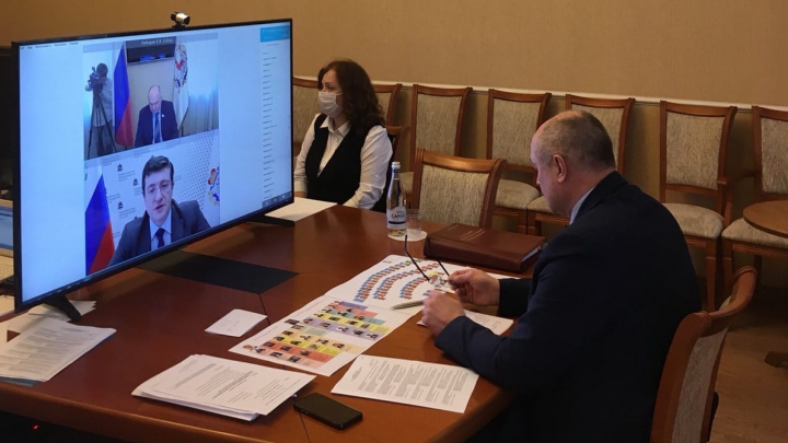 Глеб Никитин обсудит с депутатами ЗСНО бюджет. Ожидается серьезный рост доходов
