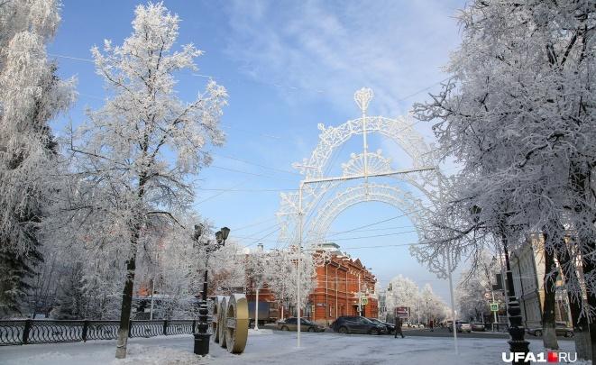 Синоптики рассказали о погоде в Башкирии на следующую неделю