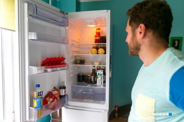Маршрут до холодильника в самоизоляции становится короче