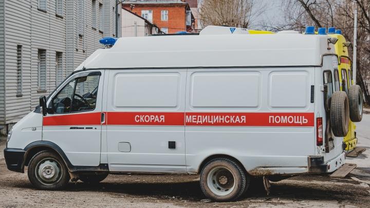 «Заразилась в больнице»: в Прикамье скончалась девятая пациентка с коронавирусом