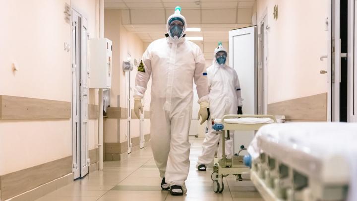 Больные — направо, здоровые — налево: в Минздраве рассказали, как делят пациентов с COVID
