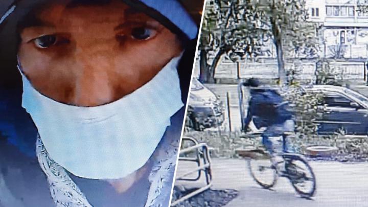 Беспредел налицо: воры в медицинских масках крадут велосипеды у челябинцев на самоизоляции