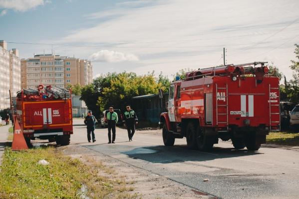 Подозрительный предмет нашли в Боровском