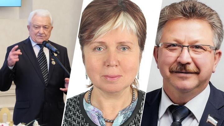 Путин наградил четверых новосибирцев — изучаем, кого и за что