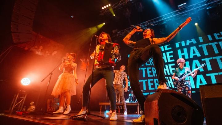 Из-за новых поправок в указ о коронавирусных ограничениях на концерт The Hatters пустят больше людей