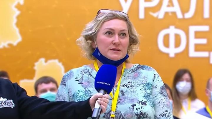 Журналистка, затравленная после вопроса Путина про смог, рассказала о подготовке к пресс-конференции