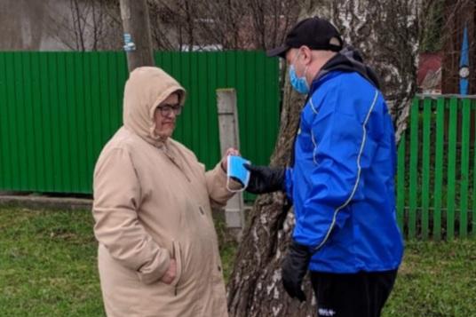 Депутат из Башкирии сделал за свой счет подарки дачникам и пенсионерам