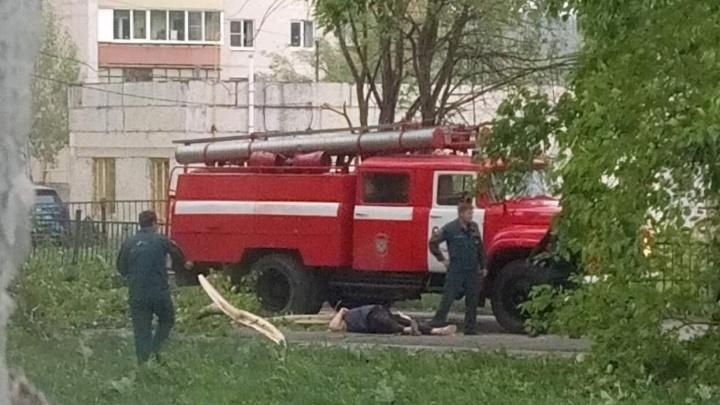 Четвертая жертва урагана: в Полевском скончалась женщина, на которую упала ветка тополя