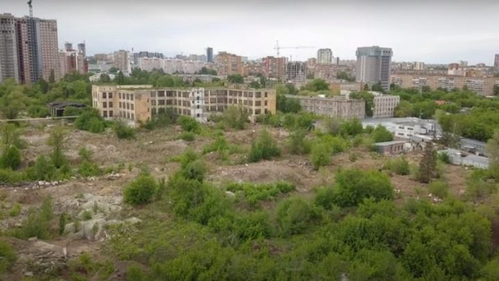 «Ассоциации с разбомбленным Сталинградом»: самарский блогер снял с высоты территорию ЗИМа
