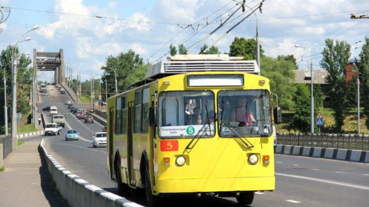 «Это полный абсурд»: в Ярославской области закрыли троллейбус за то, что он ездил слишком часто