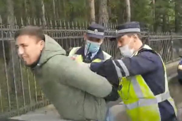 Фаиль Алчинов не сопротивлялся при задержании