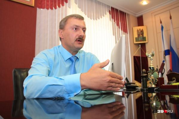 Игорь Годзиш пришел на пост главы Архангельска из правительства региона