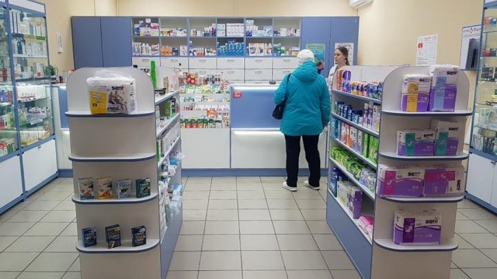 Волгоградские аптеки закупают на 50 миллионов лекарство от коронавируса