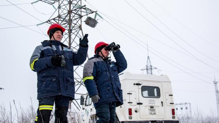 История длиною в 100 лет: в Сургуте открылась необычная выставка про энергосистему области