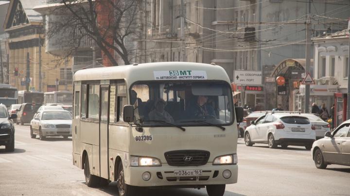 В Ростове не вышли на рейс семь маршрутов