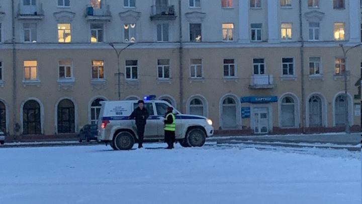В Северодвинске на участницу бессрочки составили протокол за нарушение режима повышенной готовности