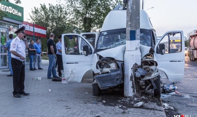 «Знал, что тормоза неисправны»: в Волгограде передали в суд дело о жутком ДТП с маршруткой