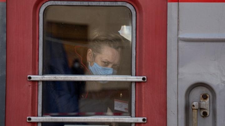 ЮУЖД возобновляет движение южных поездов из Челябинска, отменённых из-за коронавируса