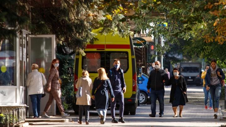 Почти половина ростовчан оказалась недовольна мерами властей против COVID-19
