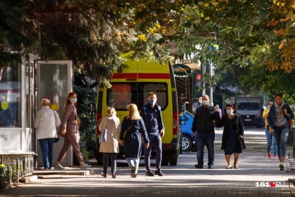 В Ростове опросили 1000 жителей