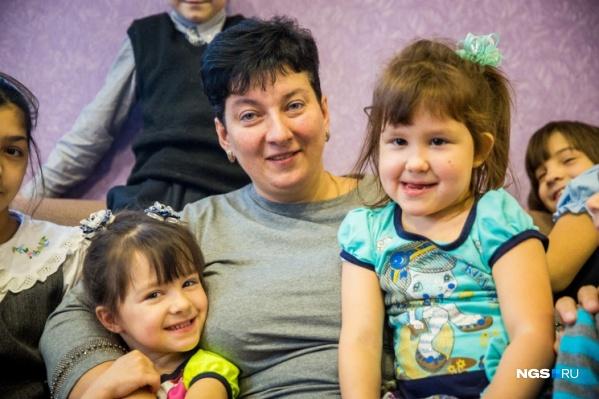 Двойняшки останутся с Ольгой Куприяновой