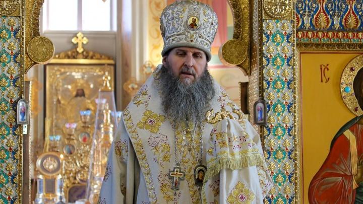 Пасхальное богослужение в Александро-Невском кафедральном соборе Кургана пройдет в режиме онлайн