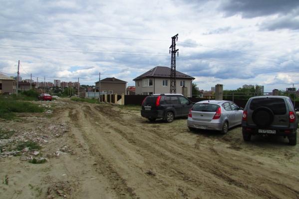 Волгоградцы переехали в новый дом пару месяцев назад и попали под обстрел