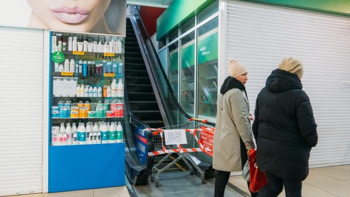 В Омске две компании принудительно закрыли за нарушение карантина