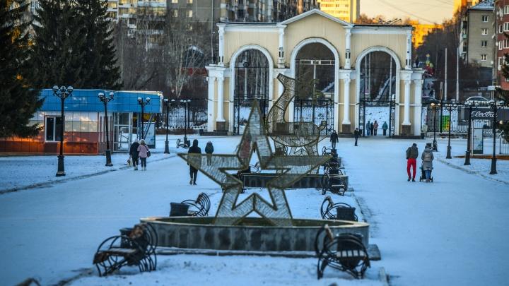 Мэр Екатеринбурга стыдится Парка Маяковского, но доволен работой его директора