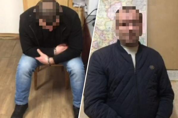 Мужчинам грозит до 15 лет лишения свободы