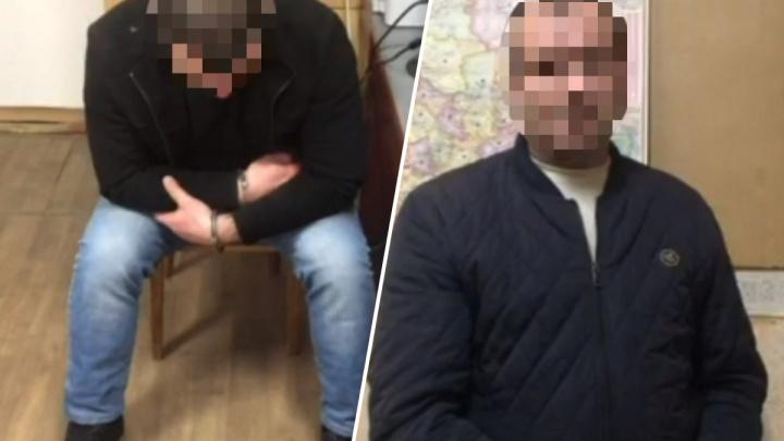 Полицейские задержали грабителей, укравших у сотрудника почты на Чаадаева 2 миллиона рублей