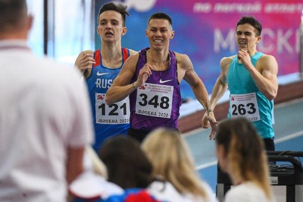 В феврале Россия провела чемпионат по лёгкой атлетике в помещении, и после этого многие массовые старты пришлось отменять и переносить