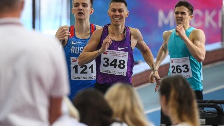 Челябинск примет чемпионат России по лёгкой атлетике, перенесённый из-за коронавируса. Регламент жёсткий
