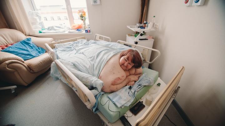 Дневник похудения самой тяжелой тюменки: рассказываем о новых достижениях Любови Нурдиновой
