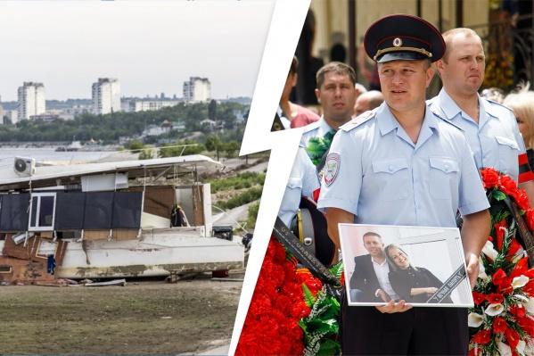 Виновным в крупной речной аварии назвали капитана судна Дмитрия Хахалева