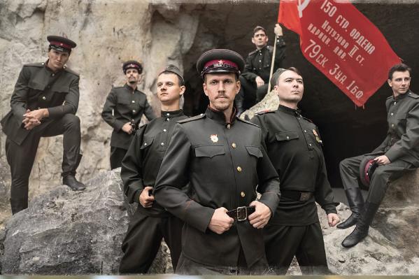 Участниками акции стали музыканты Волжского хора имени Милославова